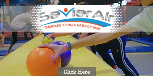 Sevier Air Trampoline & Ninja Warrior Park